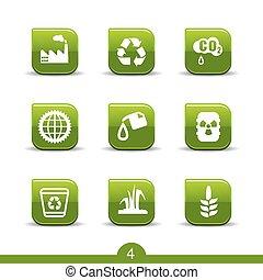ikony, ekologia, no.4..smooth, seria