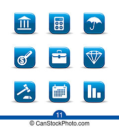ikony, finanse, no.11..smooth, seria