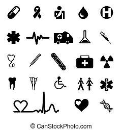 ikony, medyczny