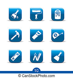 ikony, no.10..smooth, diy, seria