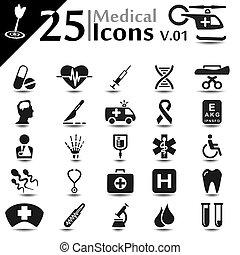 ikony, v.01, medyczny