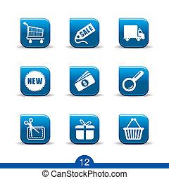 ikony, zakupy, no.12..smooth, seria