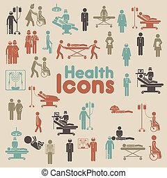 ikony, zdrowie