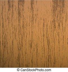 ilustracja, drewniany, seamless, struktura, odizolowany, realistyczny, wektor, tło, twarde drewno