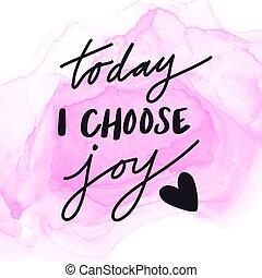 inspiracyjny, -, radość, typować, dzisiaj, zacytować