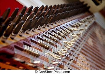 instrument, kanun, turecki