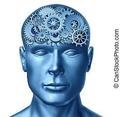 inteligencja, ludzki