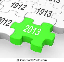 intrygować kawał, predictions, 2013, widać