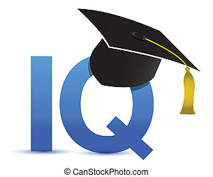 iq, inteligencja, skala, quotient