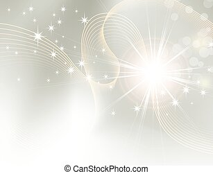 iskierka, starburst, -, tło