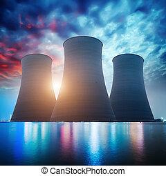 jądrowa energia