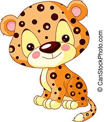 jaguar, zabawa, zoo.