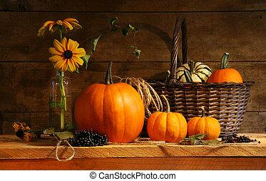 jesień, życie, wciąż