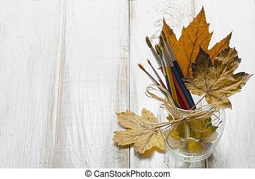 jesień, art.
