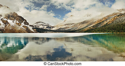 jezioro, łuk