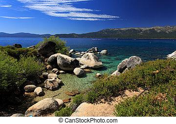 jezioro tahoe