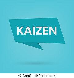 kaizen, słowo, rzeźnik
