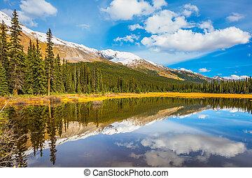 kanada, góry