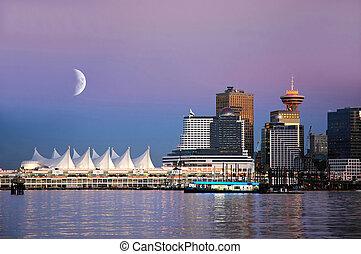 kanada miejsce, vancouver