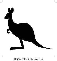 kangur, widok budynku