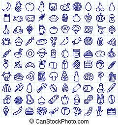 karmowe ikony