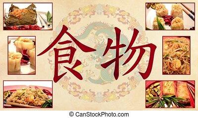 karmowy chińczyk