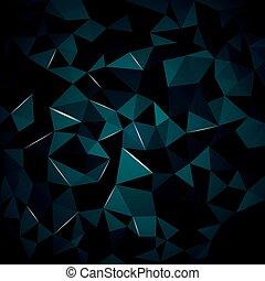 keeping, kryształ, kolor, abstrakcyjny, tak samo, może, tło, ty, wizerunek, zmiana, 3d