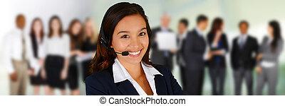 klient służba