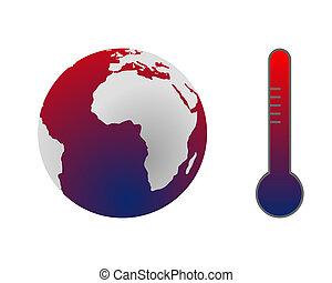 klimat, globalny, change:, ocieplać