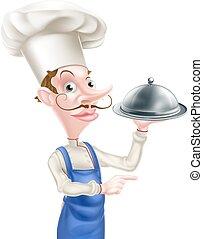 klosz, mistrz kucharski, spoinowanie