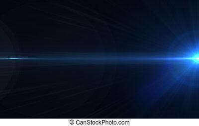 klosze, optyczny