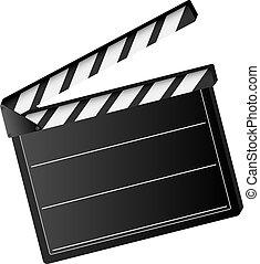 kołatka, film, deska