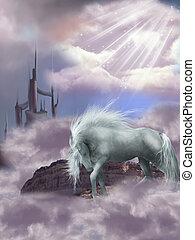 koń, magia