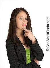 kobieta, #522, handlowy