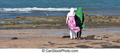 kobiety, muslim