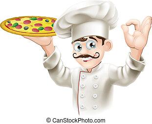 kok, smakowity, dzierżawa pizza
