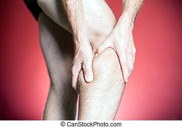 kolano, ból