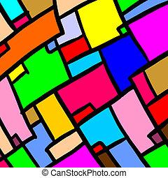 kolor, tapeta, sztuka
