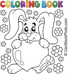 koloryt książka, valentine
