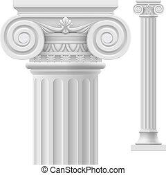 kolumna, rzymski