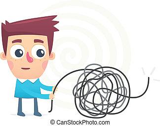 kompleks, problemy, rozłączenia