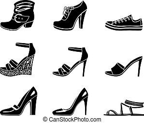 komplet, bucik, womanish, ikony