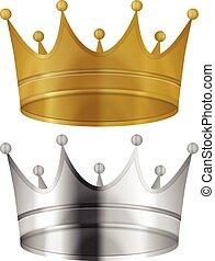 komplet, korona