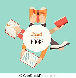 komplet, książki, dzierżawa wręcza