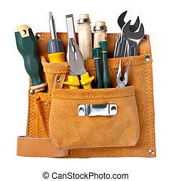komplet, narzędzia