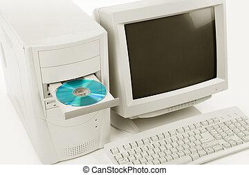 komputer, desktop