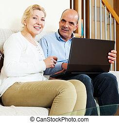 komputer, szczęśliwa para