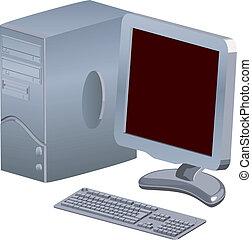 komputerowa ilustracja