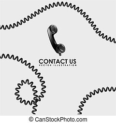 kontakt na, projektować