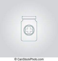 kontener, medyczny